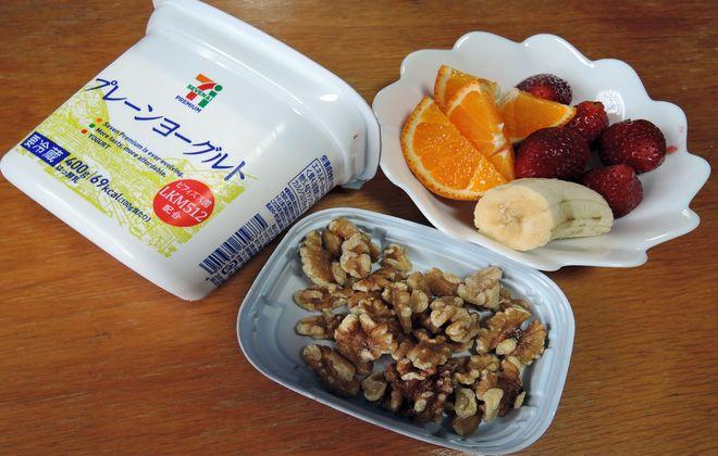 糖質制限(朝食)