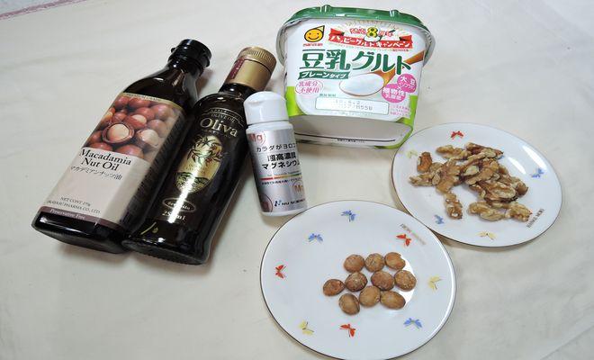 血糖値と悪玉コレステロール対策を意識した朝食