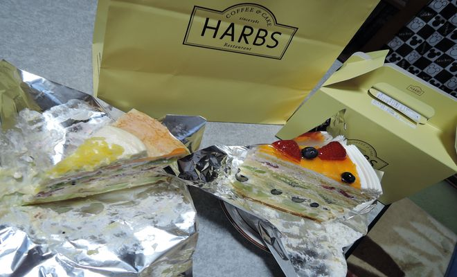 harbsのケーキ