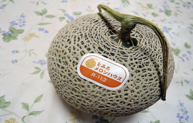 富良野メロン(食べごろ)