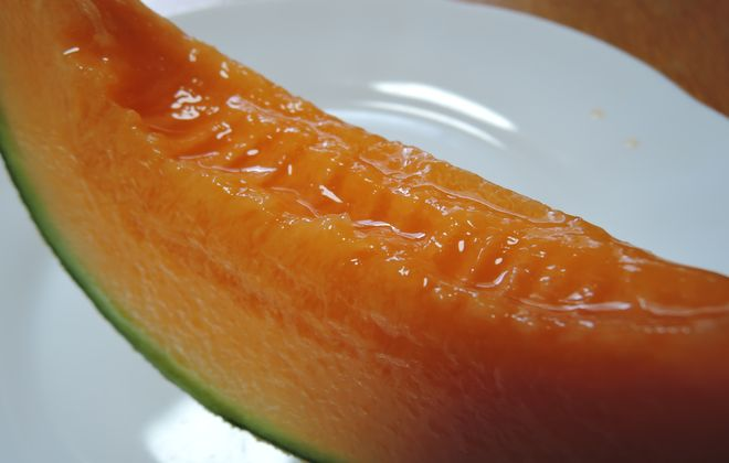 富良野メロン(赤肉)