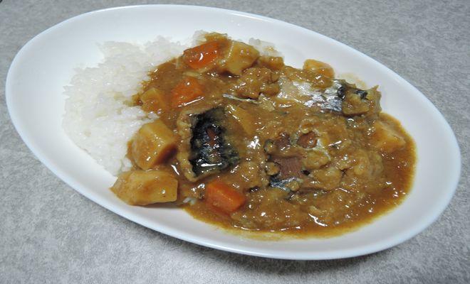 サバカレー(信田缶詰)